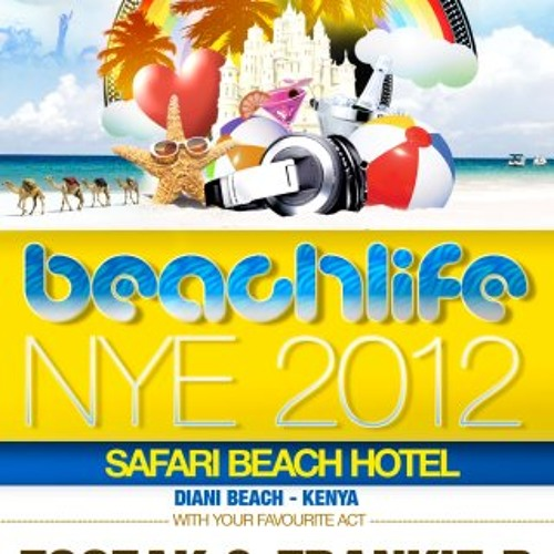 Fo0zak & FrAnKi B pres…-… For The Beach Life (Live Set NYE 2011 12)