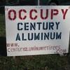 Occupy Century Aluminum fights for retiree health care