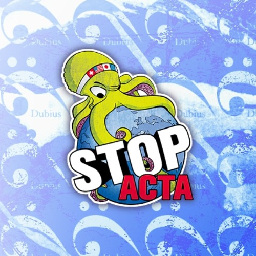 DUBIUS - fuck SOPA stop ACTA mix