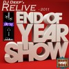 DJ DEEP - Relive 2011 - End of year show ;)