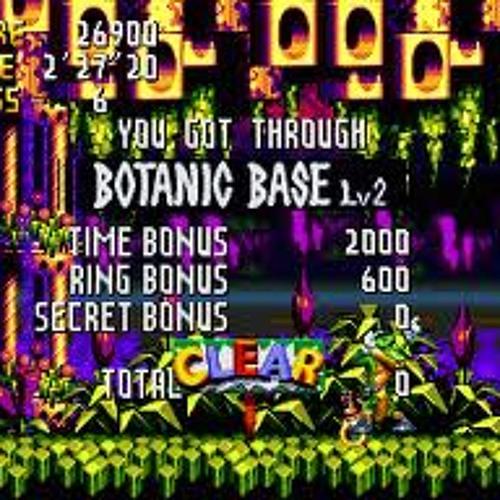 Knuckles' Chaotix - Botanic Base Remix