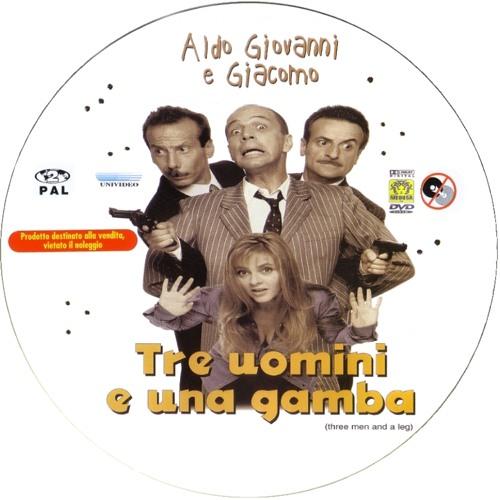 3 Uomini E Una Gamba Soundtrack By Marcoforni On Soundcloud Hear The World S Sounds