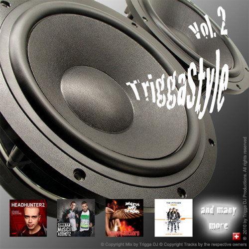 TriggaStyle Vol2 CD2