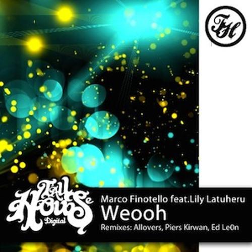 Marco Finotello feat. Lily Latuheru -  Weooh (Tall House Digital)
