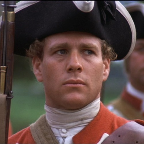 Redmond Barry (inspired by Kubrick's 'Barry Lyndon')