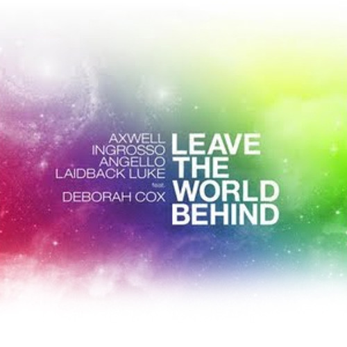 Leave The World Behind (Will Afonso Remix) WAV Download na Descrição