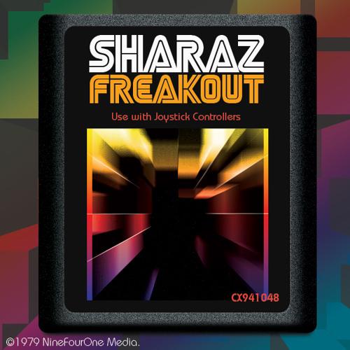Sharaz - Freakout (Original Mix)