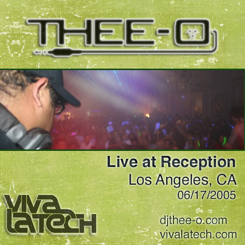 Thee-O - Live at Reception (06/17/05)