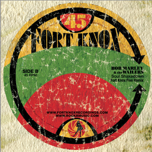 "Bob Marley - ""Soul Shakedown Party (Fort Knox Five Remix)"""