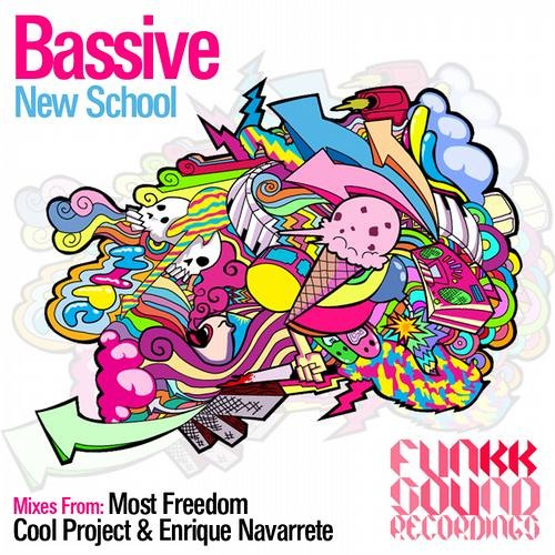 Bassive - New School (Most Freedom Remix) [preview]
