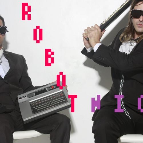 Robotnick-Alex Fuck