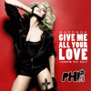 Madonna & Nick Minaj - Give me all your love (145bpm PH! edit)