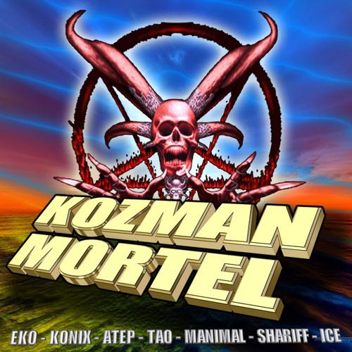 Kozman mortel
