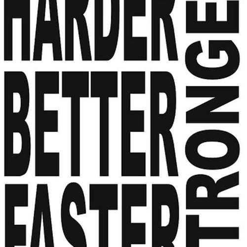 Daft Punk - Harder,Better,Faster,Stronger (Rick Moreira Remix)