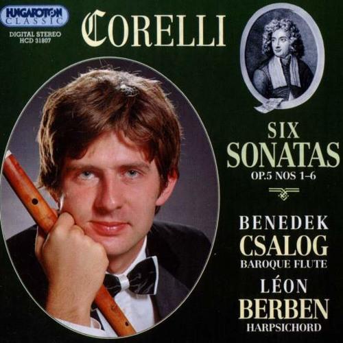 Sonata Op. 5 - A major - Allegro, Adagio