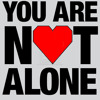You are not alone vocals Howard Latham in loving memory of my Dad x