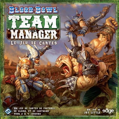 [Gamer] Blood bowl  team manager