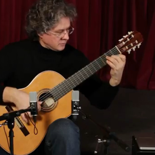 Recording classical guitar with Apogee MiC and Apple Logic Pro