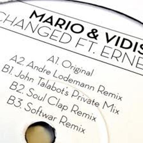Mario & Vidis - Changed (John Talabot's Private Mix) [future classic]