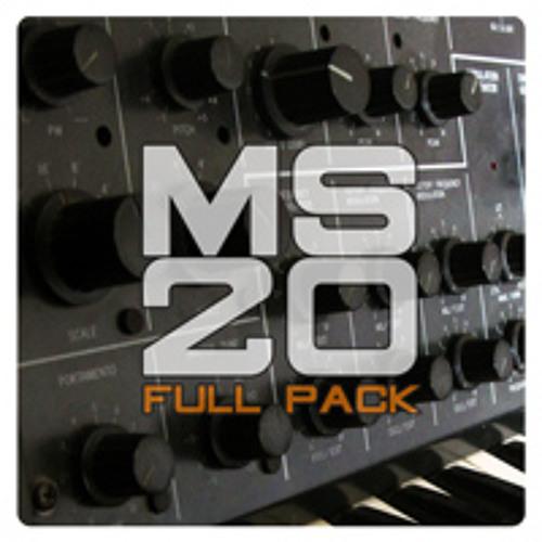 MS20 drumpack - Demo by Poborsk