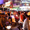 Ho Chi Minh City taxi ride
