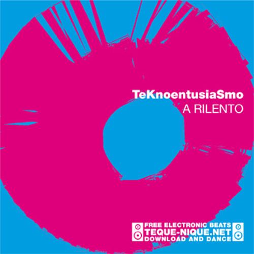 TEKNOENTUSIASMO - The Driver