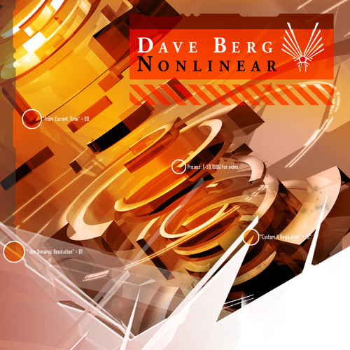 Dave Berg - Nonlinear (DJ MIX) [FREE DL]
