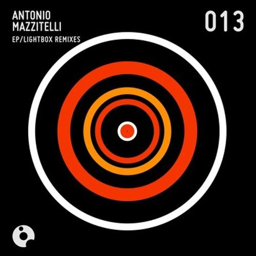 Antonio Mazzitelli - Cut Four / Lightbox Remixes / OOOEP013