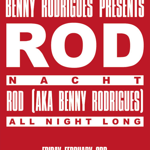 ROD (All Night Long / 8 Hour Set) @ RODnacht, Perron, Rotterdam (3-2-2012) PART 4 OF 4