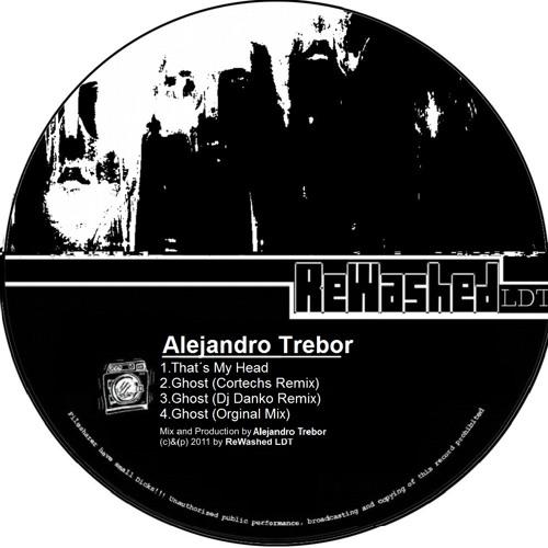 Alejandro Trebor - Ghost (Dj Danko Remix)