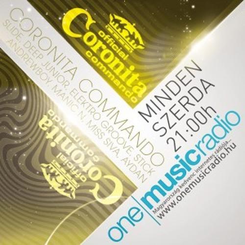 Coronita Top 10 Natalja Coronita & 3l3ktro Groove & Stick - Coronita Commando Radio Show(2012 02 01)
