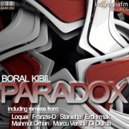 Boral Kibil - Paradox - (Dj Duma rmx)
