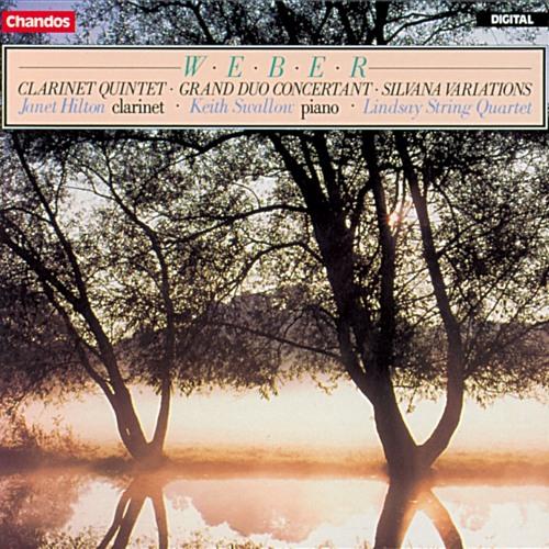 Grand Duo Concertant Op. 48 II. Andante con moto