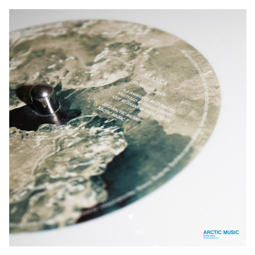 "Alaska - 'Moraine' - (Arctic Music 12"" 007)"