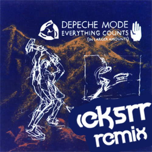 Depeche Mode - Everything counts (Eksrr remix)[FREE DOWNLOAD]