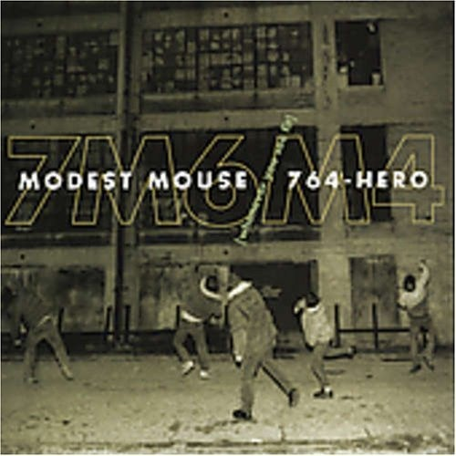 "Modest Mouse - Custom Concern (""Pain In The Grass Festival"" June 26, 1998 @ Mural Ampitheater)"