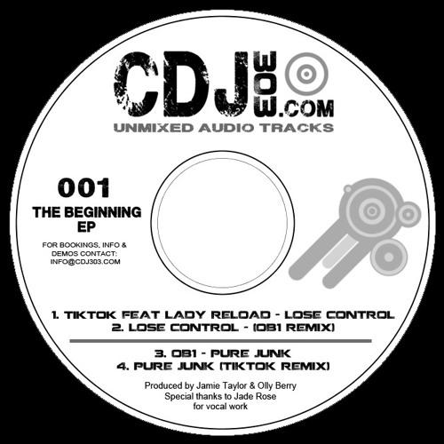OB1 - The Beginning E.P. - [CDJ303 001]