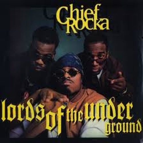 Lords of the Underground Chief Rocka Hip Hop Jazz Re-Work feat Fishbelly Black