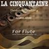 Preview: Gabriel Marie La Cinquantaine (The Golden Wedding) for Flute