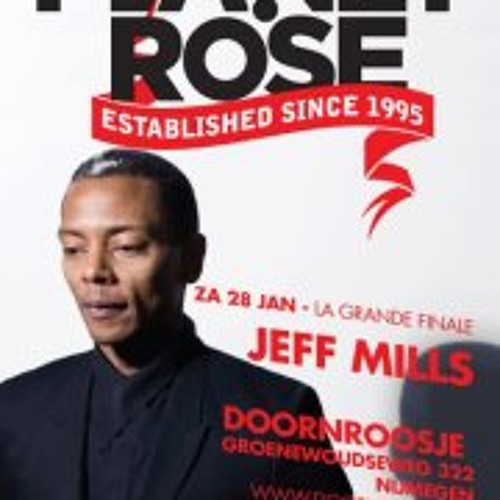 Tripeo @ Planet Rose (warm up set for Jeff Mills) 28-01-2012