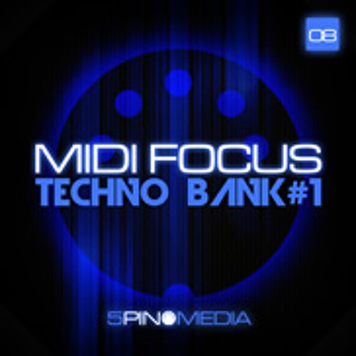 MIDI Focus - Techno Bank #1