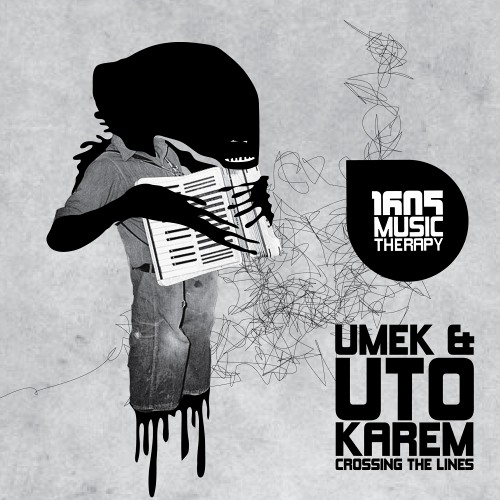 Umek & Uto Karem - Crossing The Lines (Ramon Tapia Remix) [1605]