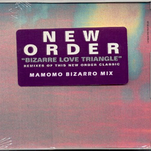 New Order - Bizarre Love Triangle mamomo bizarro mix