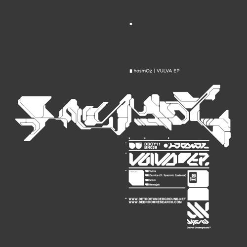Hosmoz - Vulva EP (BR039/DBOY011)