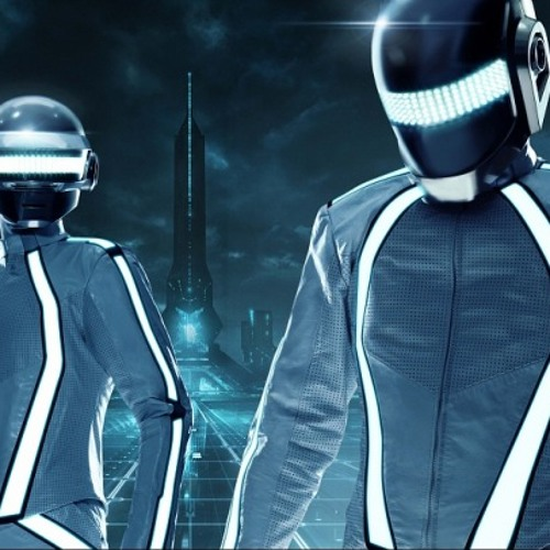 AM -  Daft Punk: Tron minimix #2