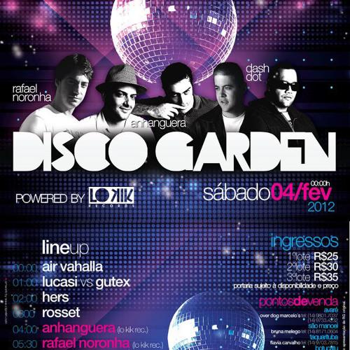 Anhanguera live @ Disco Garden by Lo Kik 04.02.12 - part 2