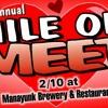 BEN FM's Mile of Meet!