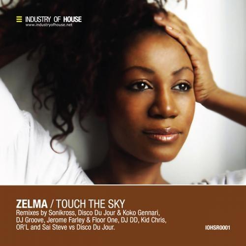 Zelma - Touch The Sky (DJ DD Vision Instrumental)