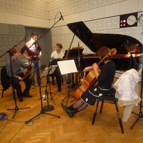 Schubert op 100 1st Movement Radio 3 In Tune Studio recording