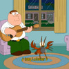 Rock lobster feat Peter Griffin